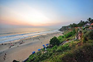 India - Kerala - Varkala - Beach - 56