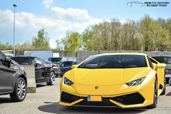 Lamborghini Huracn LP 610-4 (Alexandre Prvot) Tags: auto cars car sport automobile european parking transport automotive voiture route exotic luxembourg lux supercar luxe berline exotics supercars ges gumball3000 dplacement worldcars grandestsupercars
