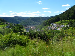 STADT SCHRAMBERG, IN RICHTUNG SULGEN (ehbub@yahoo.de) Tags: schwarzwald