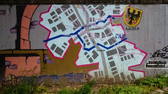 Aachen Pau (tankredschmitt) Tags: de deutschland graffiti flickr wordpress aachen nordrheinwestfalen