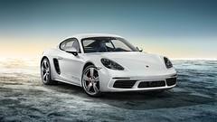 Porsche 718 Cayman S от Porsche Exclusive