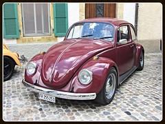 VW Beetle 1300 (v8dub) Tags: auto old classic car vw bug volkswagen schweiz switzerland automobile suisse beetle automotive voiture german cox oldtimer oldcar collector kfer coccinelle 1300 kever fusca aircooled wagen pkw klassik maggiolino bubbla auvernier worldcars