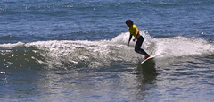 WSL Longboard Pro Surf Competition June 2016 - Gaia, Portugal (sweetpeapolly2012) Tags: sea hot portugal water seaside sand surf waves surfer sunny surfing surfboard longboard surfers gaia longboarders longboarder prosurf