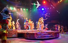 Festival of the Lion King (David Youngblood) Tags: disney musical disneyworld wdw animalkingdom highiso festivalofthelionking sonyalpha multiframenoisereduction mfnr sal1650 sony1650f28 a77ii ilca77m2