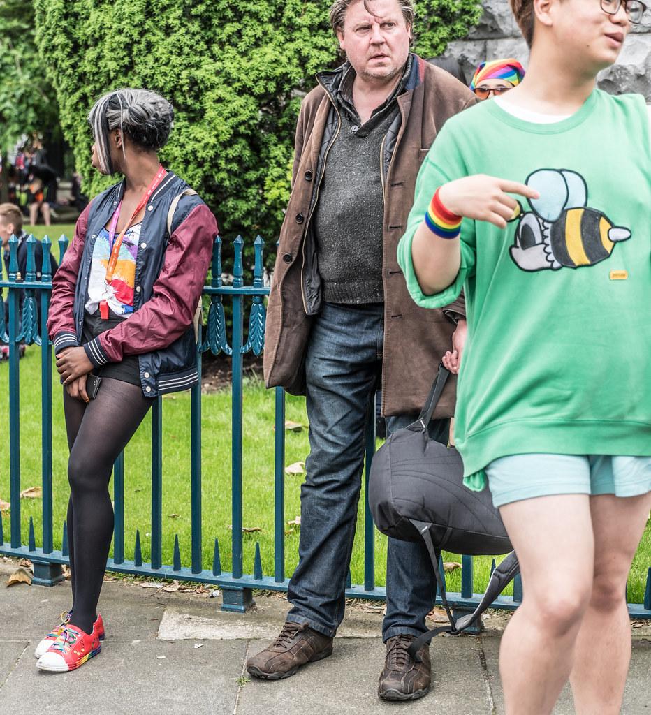 PRIDE PARADE AND FESTIVAL [DUBLIN 2016]-118090