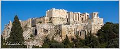 Les Propylées et le Temple d'Athéna Nikè de l'Acropole (Christophe Hamieau) Tags: acropole acropolis antiquity athens athènes europe greece grèce propylées templedathénanikè antic antiquité greektemple ruin ruine templegrec