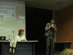 Calouradas Caap (PUCRS) 2012 (Alexandre Haubrich) Tags: wikileaks natáliaviana agênciapública carloslattuf alexandrehaubrich jornalismob
