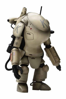 Maschinen Krieger - 1/16 Action Model: SUPER ARMORED FIGHTING SUIT 宇宙型態 FIREBALL 03 基本塗裝版