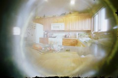 Pinhole (10) (Shades of Grey.) Tags: life people home ghost pinhole hazy ghosting