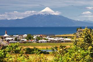 Frente al volcan - Llanquihue (Chile) [Explore 2012/03/21 #81 ]