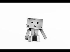 ( Hector Alonso) Tags: toy amazon yotsuba danbo boxman revoltech danboard danboo