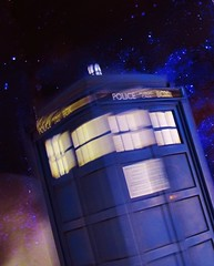Crossing the void, beyond the mind.. (3) (gibbspaulus) Tags: motion model die time who space flight cast doctor fi tardis relative sci collector dimensions