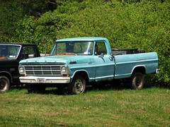 '67 F100 (richie 59) Tags: trees usa ford america outside us spring rust automobile unitedstates rusty headlights grill faded chrome rusted vehicle trucks newyorkstate headlight oldtruck crusty fords oldford corroded 2012 pickuptrucks wornout nystate frontend hudsonvalley fomoco fordtrucks grills bluetruck 2door rustedout motorvehicles fadedpaint ulstercounty twodoor oldpickuptruck fordpickuptruck americantruck oldfordtruck oldfords midhudsonvalley fordmotorcompany bluetrucks rustyoldtrucks rustytrucks ulstercountyny 1960struck shokan catskillpark ustruck oldfordtrucks oldrustytruck americantrucks shokanny fordpickuptrucks rustyford oldrustytrucks americanpickuptruck richie59 rustyfordtruck april2012 1960strucks 1967fordtruck townofoliveny townofolive 1967fordf100 1967fordpickuptruck april202012 1967f100