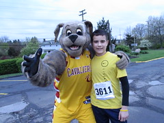 Beech Brook (32) (Moondog Mascot) Tags: 100k moondog cavaliers beechbrook 04222012 fleetfeetsports5k