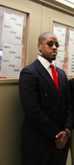 Trolling Like a Boss (Grant Me Your Bacon!) Tags: black guy troll like boss secretservice trolling body guard honors college