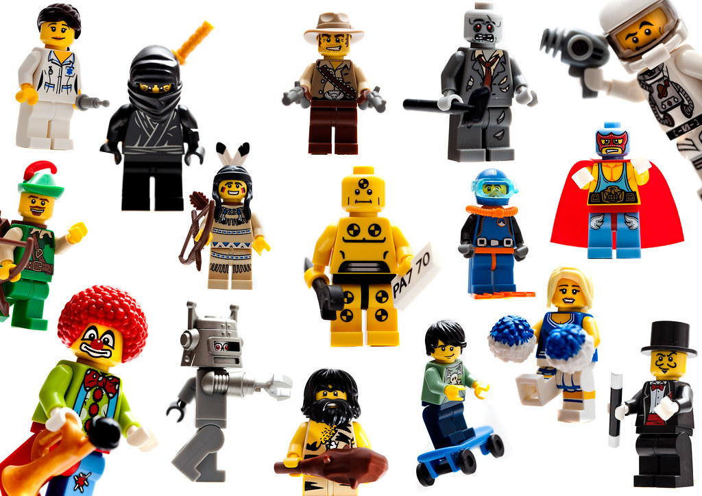 The World's Best Photos of caveman and lego - Flickr Hive Mind