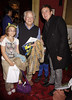 David Jason and Shane Richie 'Shrek The Musical' first anniversary performance held at Theatre Royal - Inside London, England