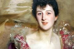 Mrs Hugh Hammersley  TheMET(6) (rverc) Tags: nyc art met metropolitanmuseum americanwing americanpainting