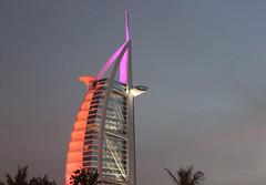 Burj al Arab, Dubai (PlannedCity) Tags: dubai uae burjalarab unitedarabemirates jumeirahbeach  7starhotel