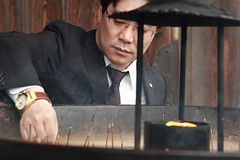 Faith (J.Salmoral) Tags: vacation portrait japan temple retrato  nippon portret nagano japon giappone templo nihon jap   retrat portrt japo portrtt  canonef24105mmf4lisusm arckp canonef24105f4lisusm juansalmoral canon600d