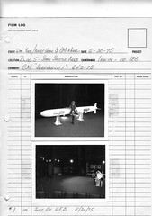Mark Irwin Special Collection Photo (San Diego Air & Space Museum Archives) Tags: model head nasa consolidated atlas apollo cruisemissile tomahawk convair tomahawkcruisemissile tomahawkmissile markirwin peggyhead