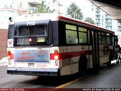 7115_20071223_IMG_0667 (R. Flores) Tags: toronto ontario canada bus buses america diesel ttc north 1996 v commercial transit orion chrysler commission industries daimler 05501 dccbna