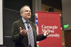 "Don Tapscott CMU Innovator's Forum <a style=""margin-left:10px; font-size:0.8em;"" href=""http://www.flickr.com/photos/33037897@N06/7250409562/"" target=""_blank"">@flickr</a>"