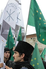 Istanbul_2012 (May 21 1864) Tags: demonstration caucasus genocide circassian sochi krasnaya polyana kafkasya adyghe cerkes turkey2012