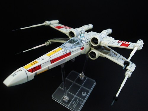Star Wars X-Wing Starfighter星球大战X战机模型套件$13.48