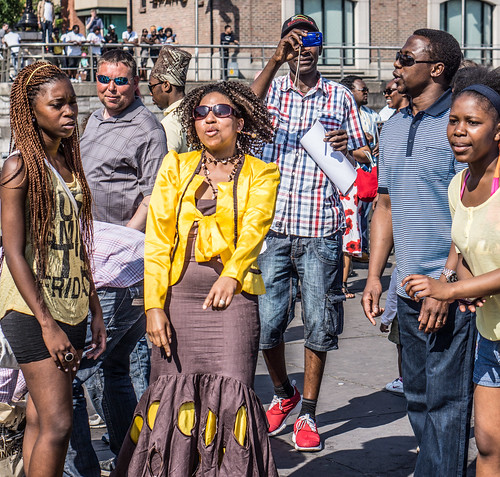 Africans Celebrate Africa Day In Dublin (Day 2)