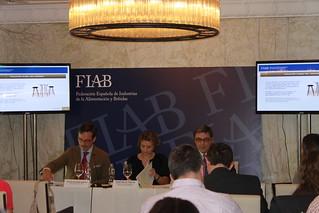20120528 Presentación Informe Económico FIAB 2011