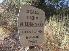 Agua Tibia Wilderness Photo