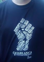 18 Mani CNT-CGT (Fotos de Camisetas de SANTI OCHOA) Tags: politica tipografia centrosocial aniversario puno