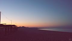 Week 21/52- Tranquility (EMIV) Tags: film beach landscape mexico san fuji effect felipe x100