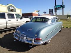 1952 Hudson Hornet (DVS1mn) Tags: car cars bismark north dakota june 2012 nd hudson indepent