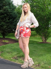Livingaftermidnite - 50 Shades of Grey (jackiegiardina) Tags: summer blog outfit jackie shoes post mark makeup jewelry blogger clothes nails blogspot handbags monday jacquelyn giardina markgirl livingaftermidnite