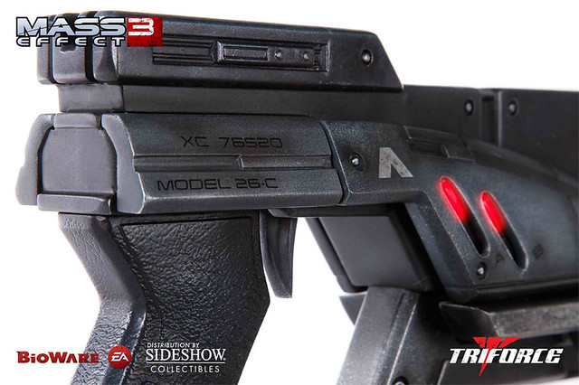 質量效應3武器M-3 Predator推出