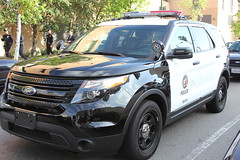 Los Angeles Police Department Ford Police Interceptor Utility (DF Creative) Tags: ford los angeles police utility department interceptor lapd