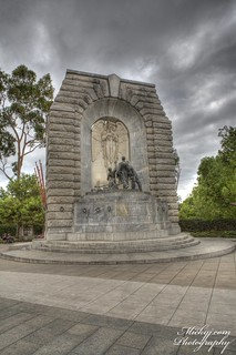 National War Memorial South Australia (HDR)