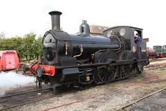 Beattie Well Tank 30585 (Steve Dawson.) Tags: uk england canon eos tank 21st railway steam lincolnshire well april 5d ef2470mmf28lusm mkii beattie lwr 2014 wolds 30585 ludborough canoneos5dmkii