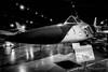 F-106 (HD_Keith) Tags: blackandwhite bw usa blackwhite arms aircraft military transport transportation government oh usaf dayton weapons jetfighter warplane f106 airtransportation armaments