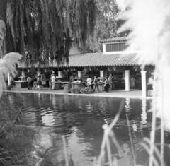 Fiesta Village (jericl cat) Tags: lake reflection shop souvenirs store fiesta village display mexican themed knotts berryfarm