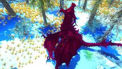 25 (Beth Amphetamines) Tags: wood winter red wallpaper white snow race star screenshot mod dragon alien wars custom chimera invasion chiss skyrim riashe evittalex