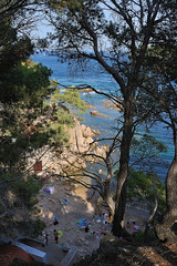 Agua Xelida (TerePedro) Tags: espaa mar mediterraneo playa catalua gerona palafrugell aguaxelida