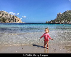 Photo accepted by Stockimo (vanya.bovajo) Tags: old travel summer vacation two baby holiday playing tourism beach nature girl children fun outdoors happy one sand toddler infant funny alone play year young years sands caucasian iphone babyhood iphonegraphy stockimo