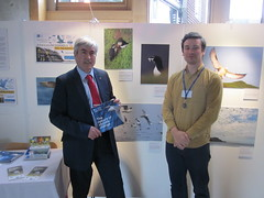 Supporting RSPB campaign