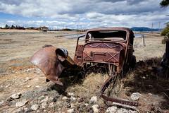 For Sale - Parts Only (Roshine Photography) Tags: vintage utah us unitedstates bryce trucks antiquecars pentaxk3ii 2016utahtrip