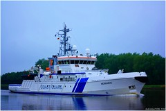 MERIKARHU, Coast Guard, Finnland (NAVIGATOR 755) Tags: coast guard