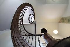 (Elbmaedchen) Tags: berlin staircase escaleras escaliers huberlin treppenauge