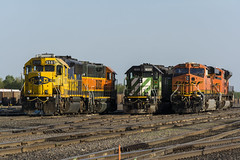 BNSF 3181 (dan mackey) Tags: superior bnsf burlingtonnorthernsantafe superiorwisconsin 28thstreetyard bnsf3181